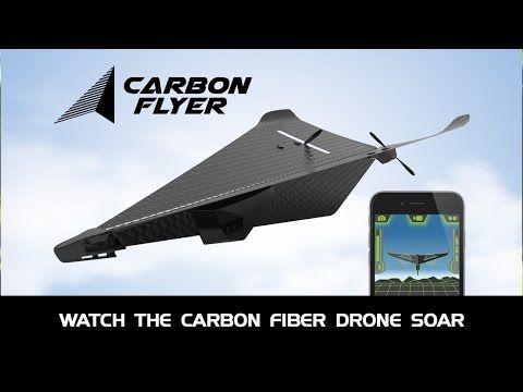 世界のドローン11 超軽量で耐久性の高いカーボン製紙飛行機型ドローン「Carbon Flyer」 | TS World部 | デジカルCOLUMN | 明日をちょこっとHAPPY!にするデジカル系情報マガジン TIME&SPACE(タイムアンドスペース)