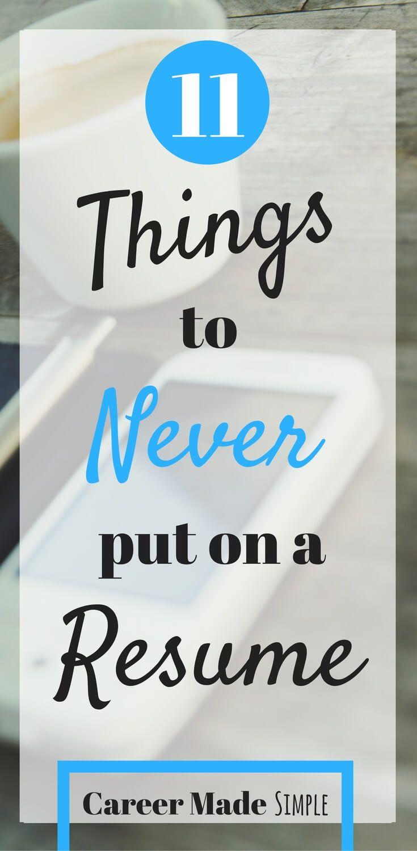 resume tips   Career   Pinterest