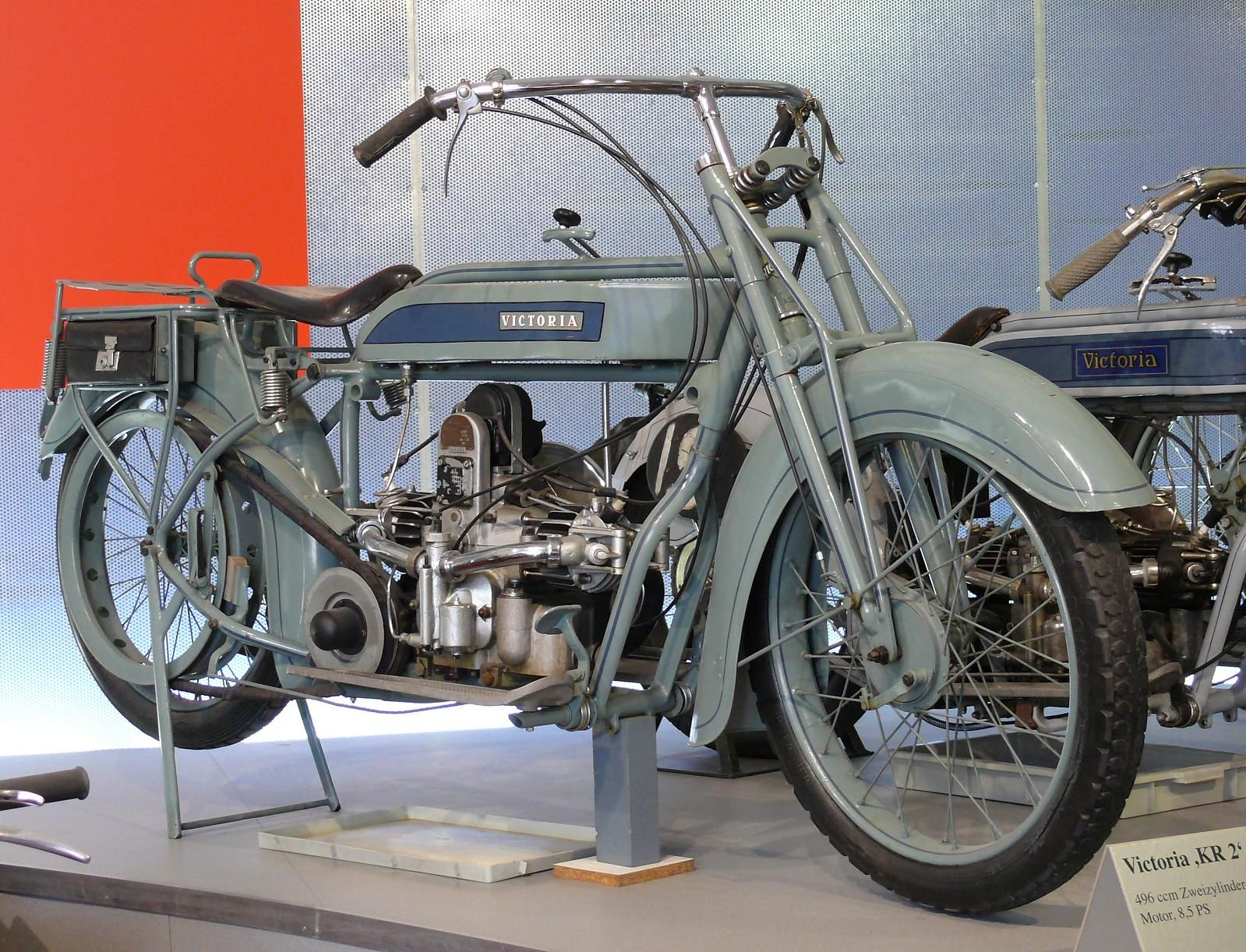 Victoria Motorcycle Germany