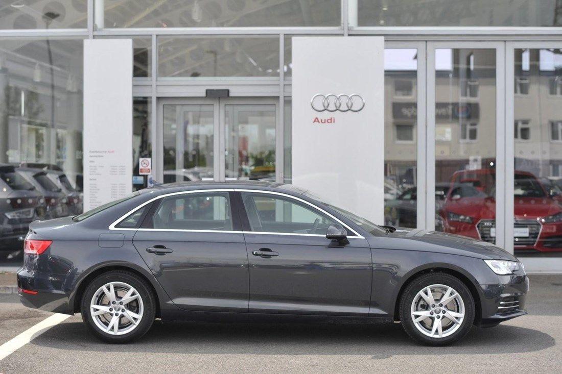 Audi Audi A Manhattan Grey Metallic Cars Pinterest Audi A - Audi of manhattan