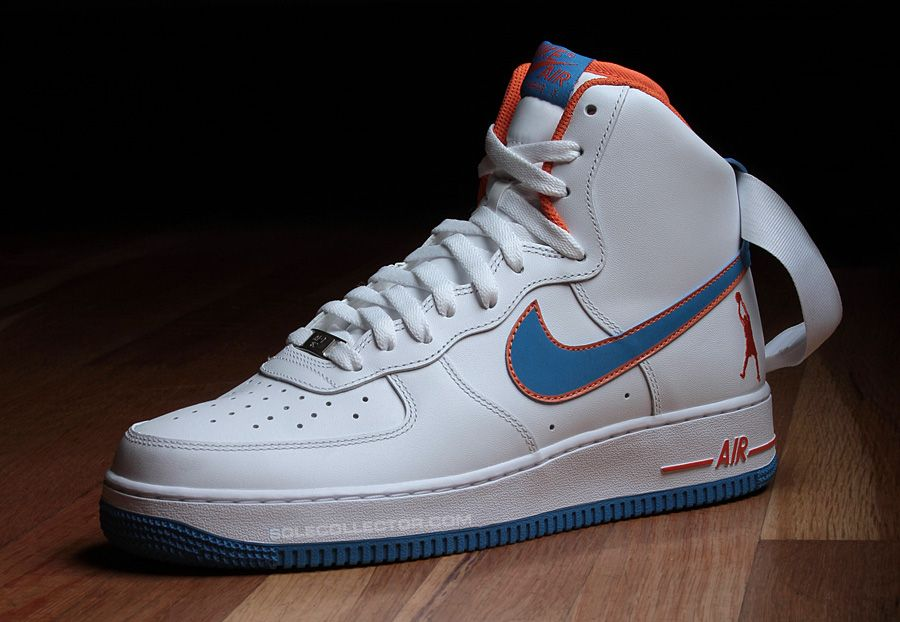 newest 87ea9 9ef21 Jd inget sepatu basket jaman smp, Nike Air Force 1 Hi Rasheed Wallace