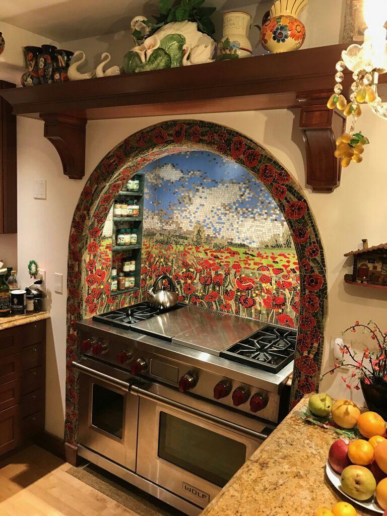 Pin On Installed Mosaics