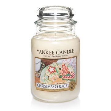 Image result for yankee candle christmas cookie