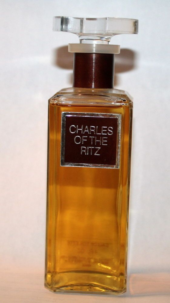 Vintage Rare Charles Of The Ritz Eau De Toilette 4 Oz Charles Of The Ritz Eau De Toilette Vintage