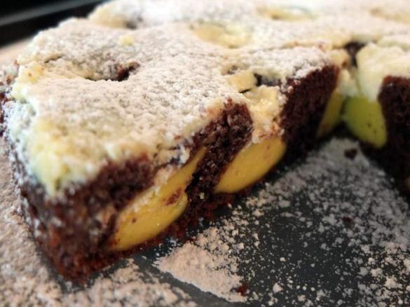 Schneller Schoko Vanille Kuchen Rezept In 2020 Kuchen Und Torten Rezepte Kuchen Schneller Kuchen Saftig