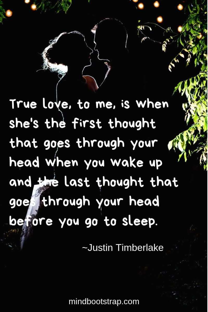 8+ True Love Quotes & Sayings Straight From The Heart (With