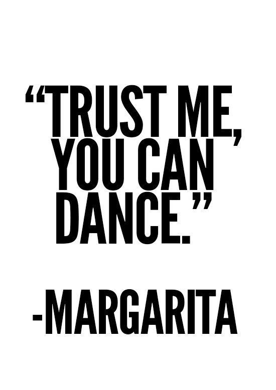 Tequila Funny Quote Poster Print Picture Wall Art Trust me you can dance