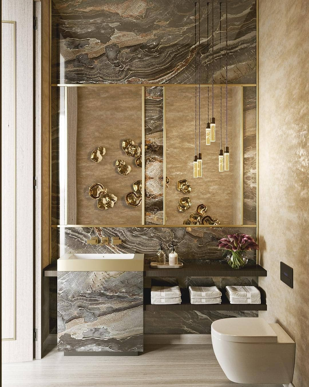 Luxurious Bathroom Images - Google Search In 2020 | Modern Luxury Bathroom, Luxury Master Bathrooms, Luxury Bathroom