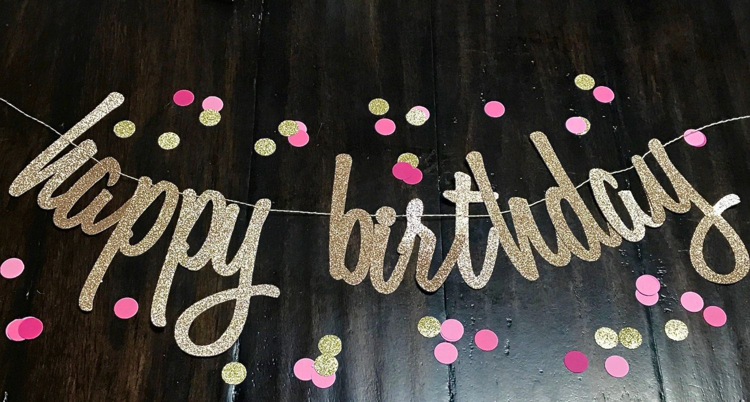 This Item Is Unavailable Etsy Glitter Birthday Happy Birthday Signs Free Happy Birthday Cards