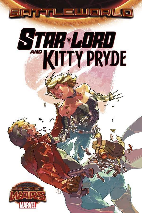 Star-Lord And Kitty Pryde (2015) Issue #1