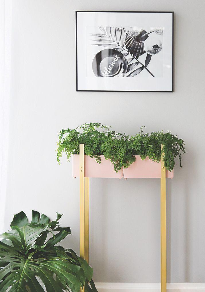 So Gelingt Der Diy Blumenkasten Anleitung Hier Im Diy Ideen