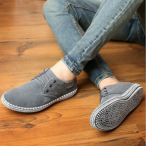 Small black shoes in spring and autumn Comfort casual flat shoes  hand shoes   4AHLAX40B