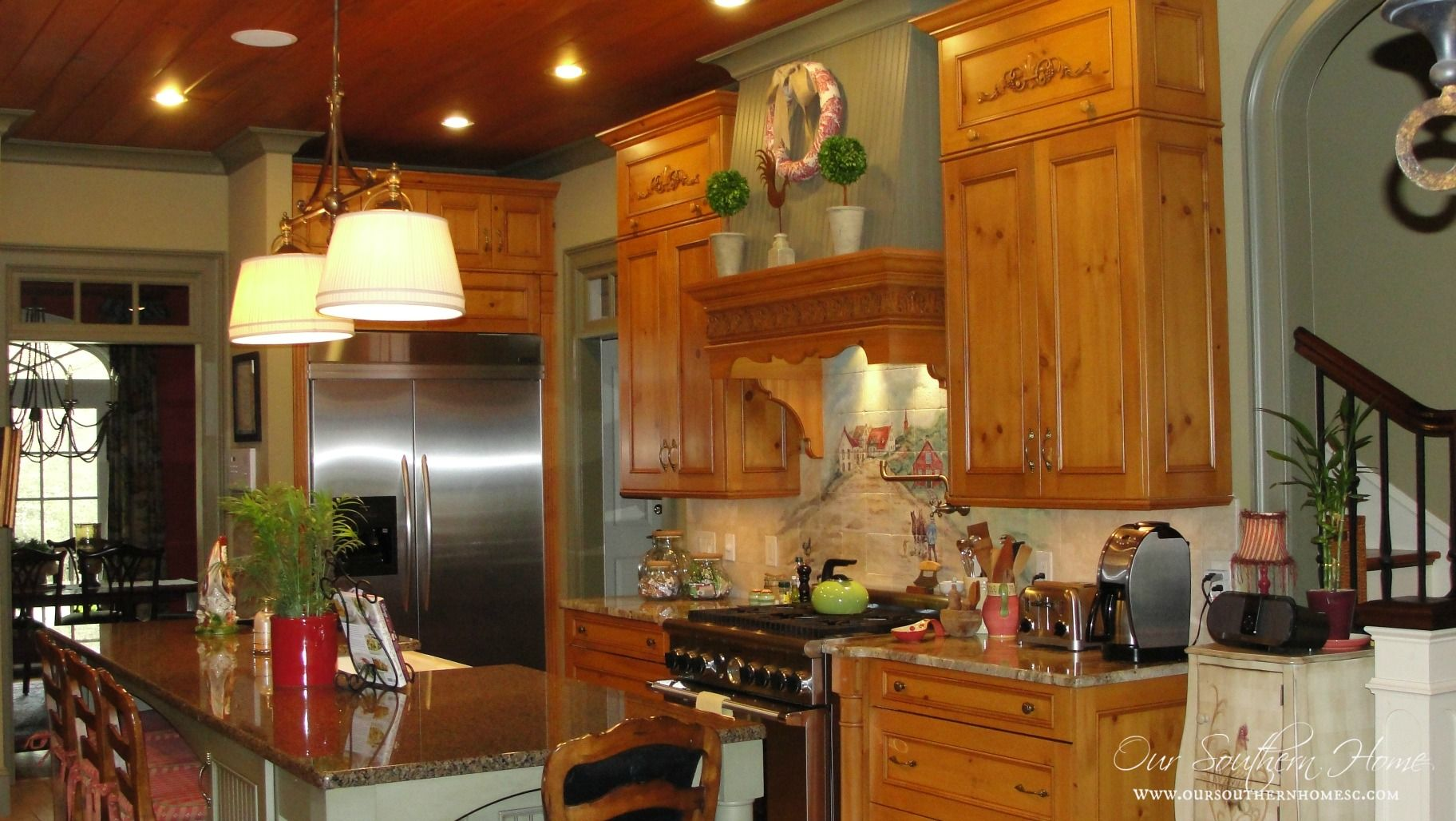 Kitchen tour the details french country kitchens southern and