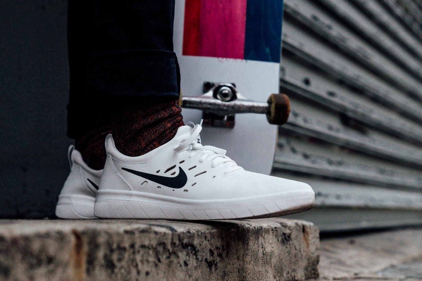 Nyjah Huston Nike SB Nyjah Free Sneakers Skateboarding Closer Look Release  Date Info Drops March 1 2018 759c0e4e0