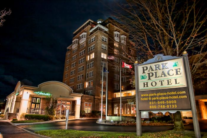 Park Place Hotel In Traverse City With Images Hotel Place