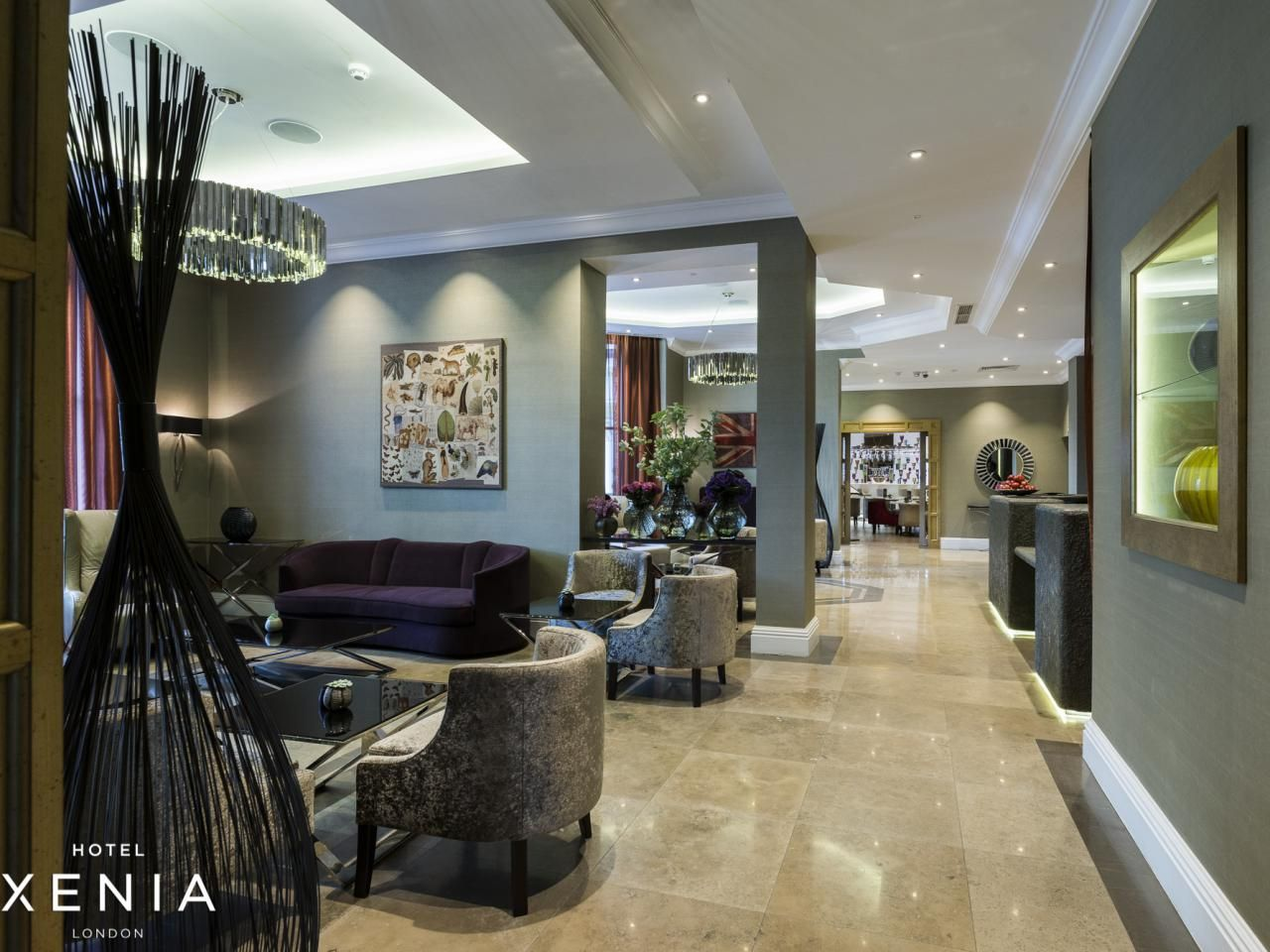 Gallery London Hotels Xenia Hotel London