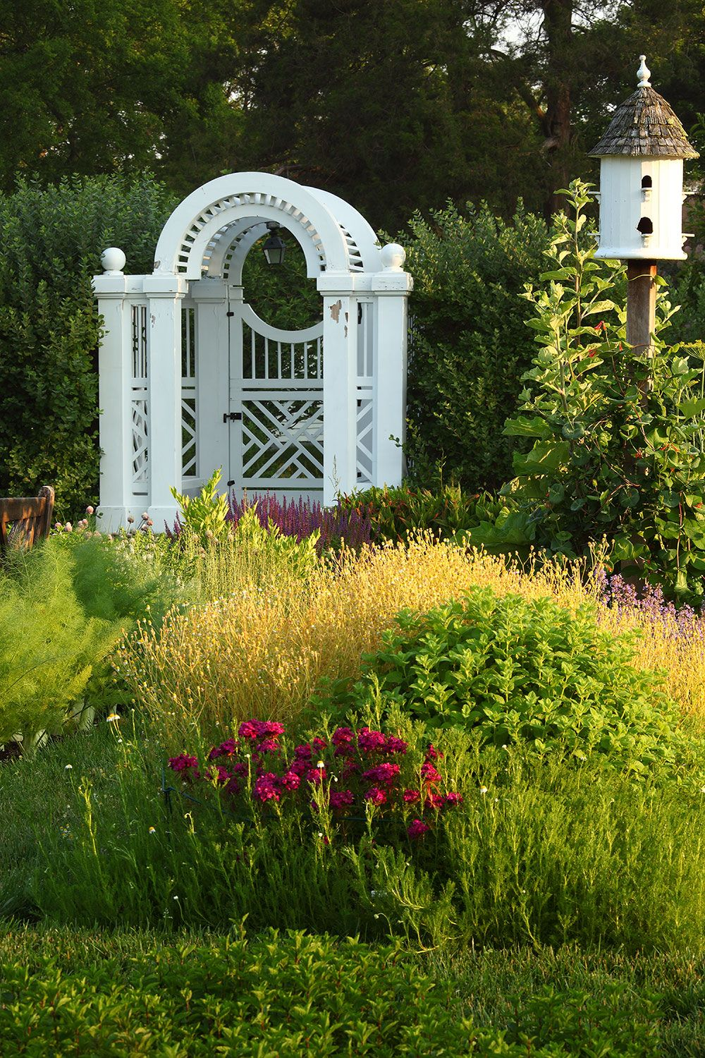 Beautiful Garden Arbor Gate With Images Garden Gates And