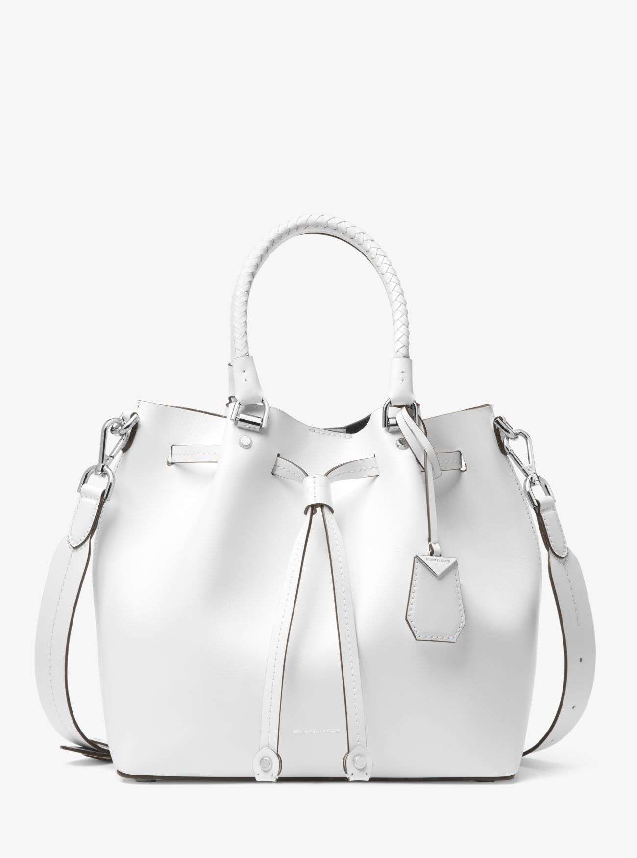40bf35722080e Blakely Leather Bucket Bag