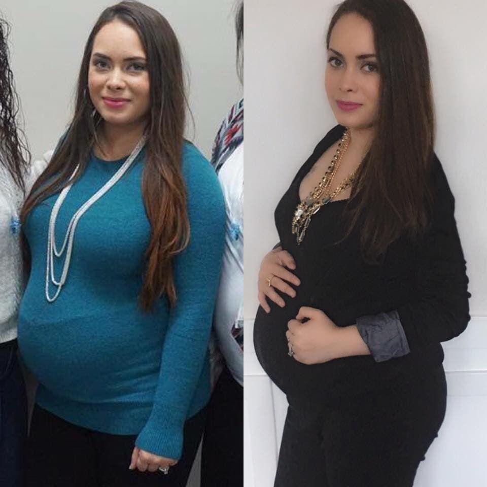 amazing comparison of clean eating while pregnant vs not  detox while pregnant pregnant diet
