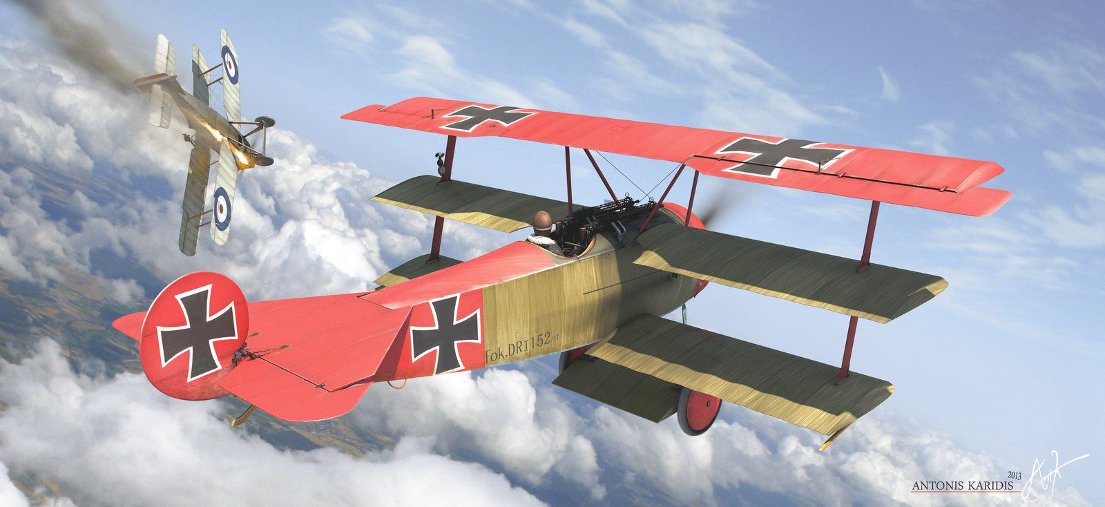 Red Baron by on deviantART