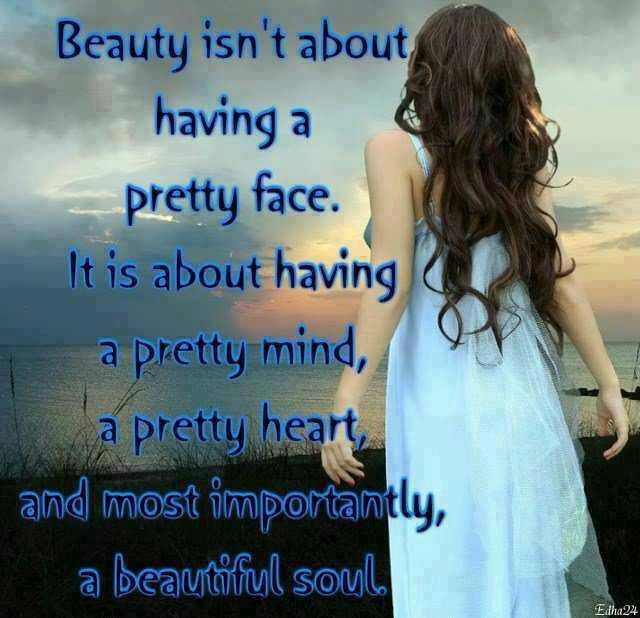 True Beauty Lies Within Quotes Hearts Day Quotes Beauty Quotes