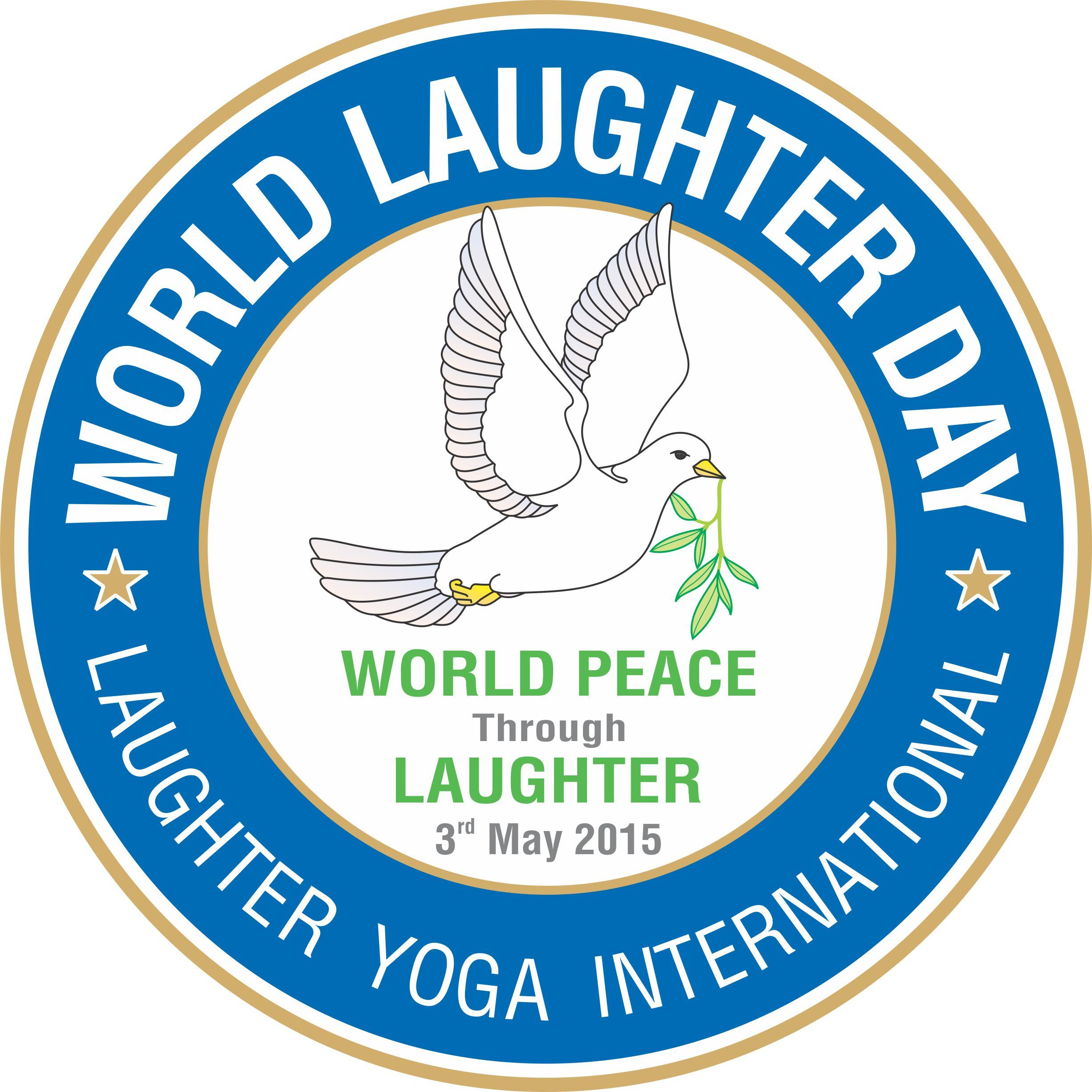 Pin By Alexa Drubay On Laughter Yoga World Laughter Day Laughter Yoga Laughter Day