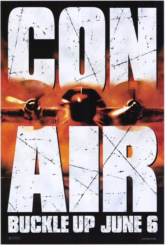 Con Air , starring Nicolas Cage, John Cusack, John Malkovich, Colm Meaney. A newly released ex-con and former US Ranger finds himself trapped in a prisoner transport plane when the passengers seize control. #Action #Crime #Thriller