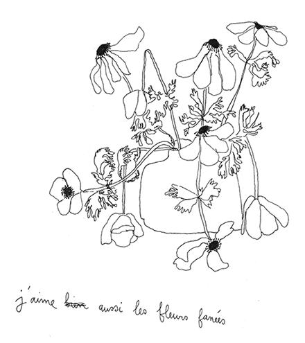 Papillonnage Art Floral Dessins Simples Et Dessin Noir