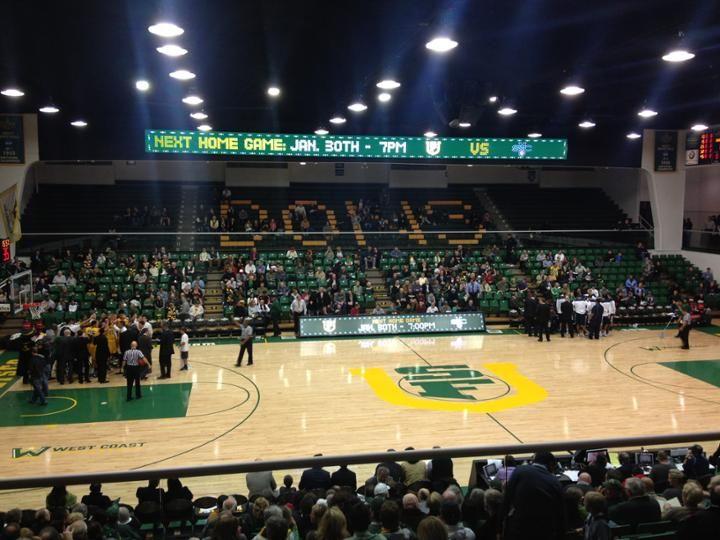 War Memorial Gym San Francisco Dons War Memorial College Basketball Ca Usa