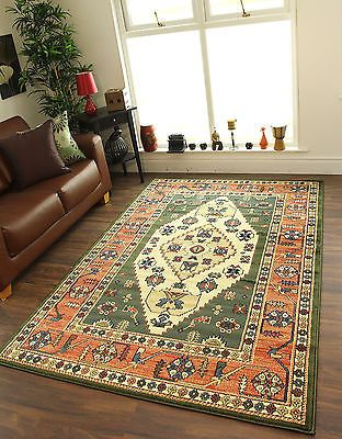 Large Small Soft Traditional Antique Style Luxury Quality Thick Area Rugs Ebay