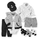 Black and white nautical,for Christian