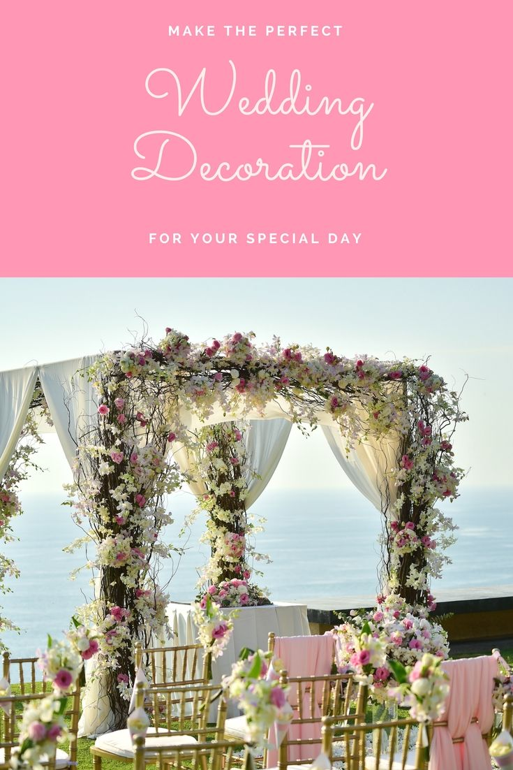 Fabulous Wedding Decorations Ideas Collections - Perfect And Low ...
