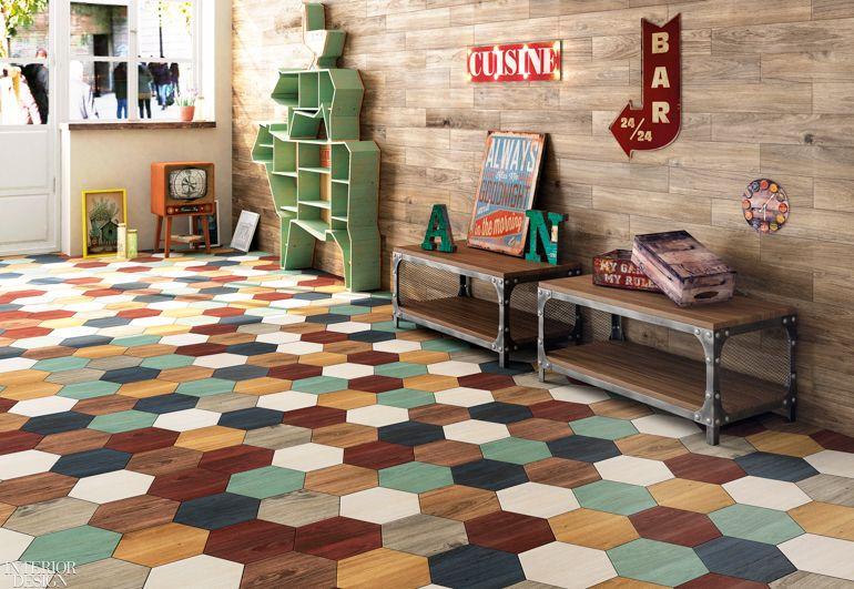 Atlas Hexa Porcelain Tiles By Bestile With Images Residential