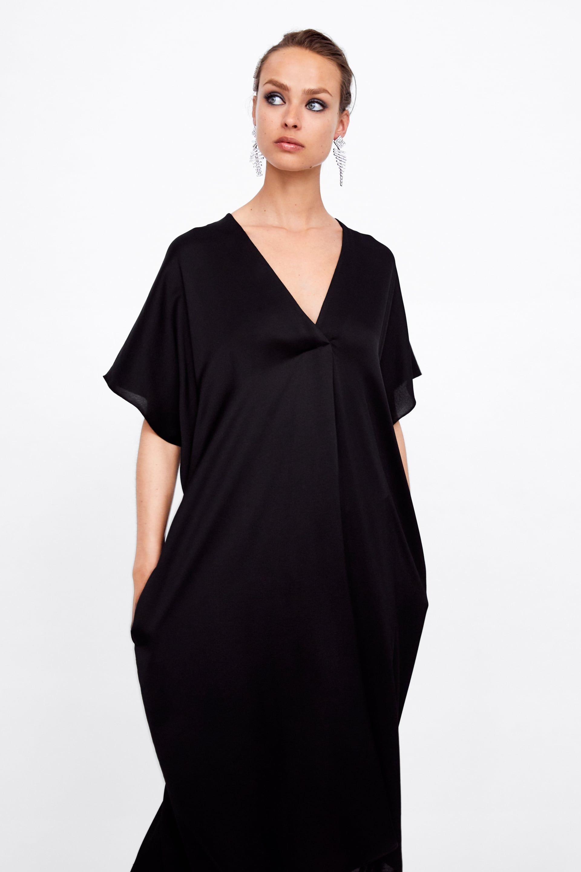 LIMITED EDITION FLOWY DRESS - NEW IN-WOMAN  ZARA United States