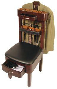 Man S Valet Chair Furniture Design Furniture Home