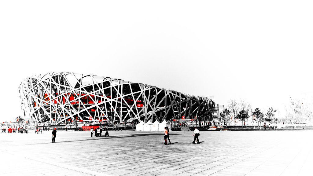 National Olympic Stadium, Beijing, China