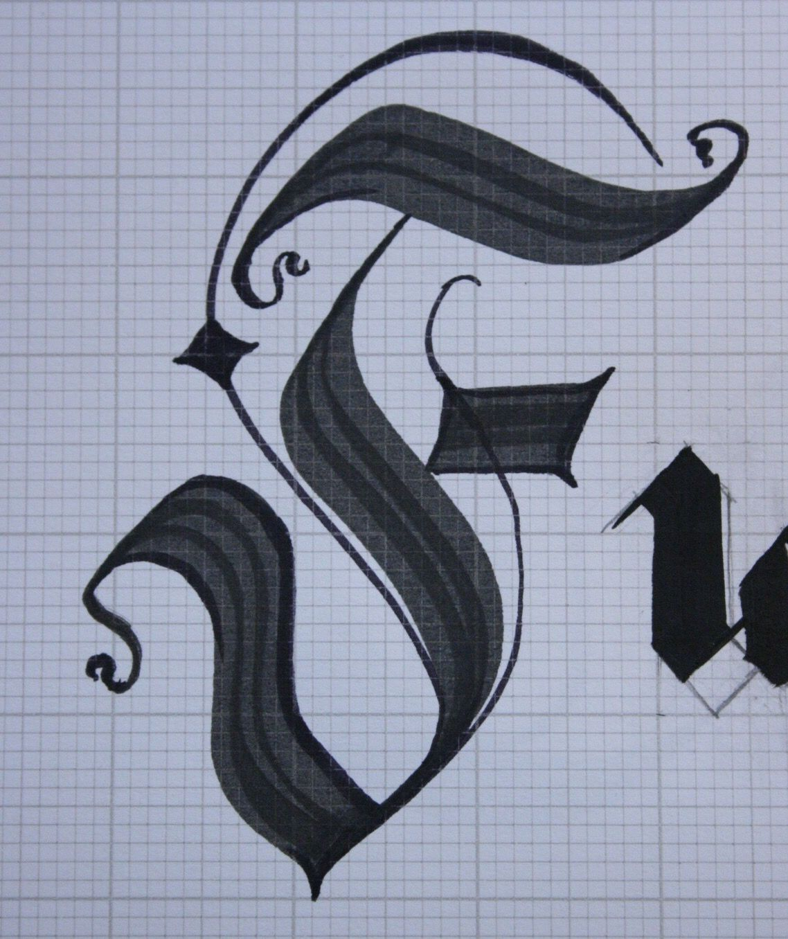 creative letter designs