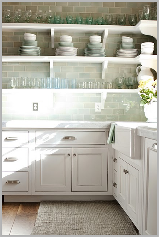 Best No Upper Cabinets For The Home Pinterest Glasses 400 x 300
