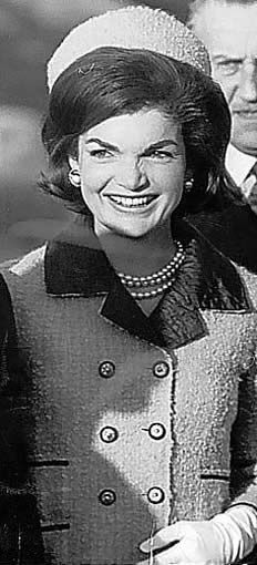 Jackie Kennedy made the pillbox hat an international fashion
