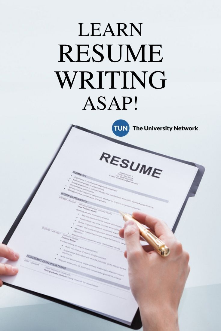 How to write a resume that will get you hired resume
