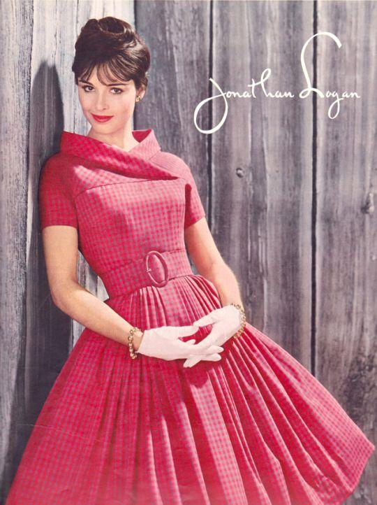 1940-1979   50\'s, 60\'s, 70\'s Fashion   Pinterest   Vestidos vintage ...