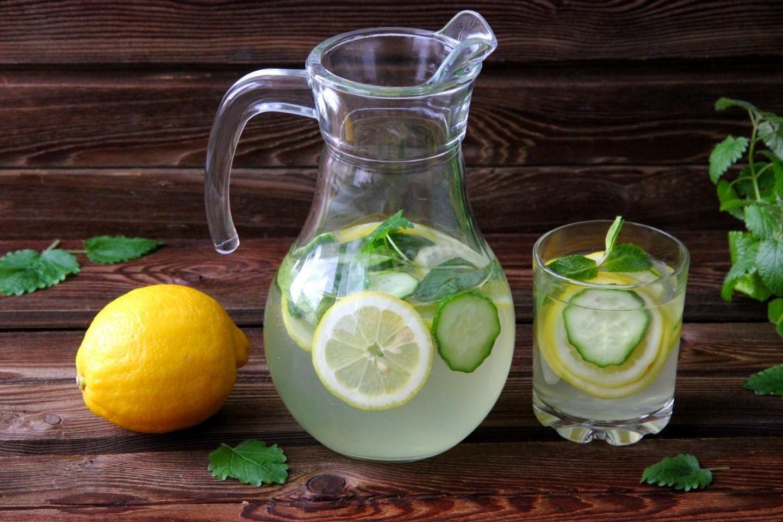 Вода С Лимоном Похудела Отзывы. Вода с лимоном для похудения
