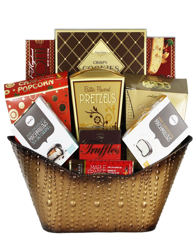 Gift Baskets Toronto, Ontario, Canada - Offering free delivery across Canada of premium quality