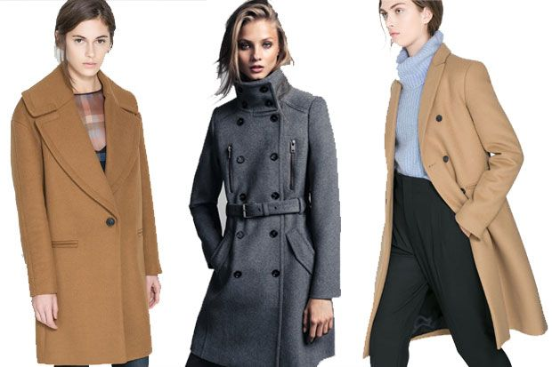 La última moda en abrigos: abrigos masculinos para mujeres