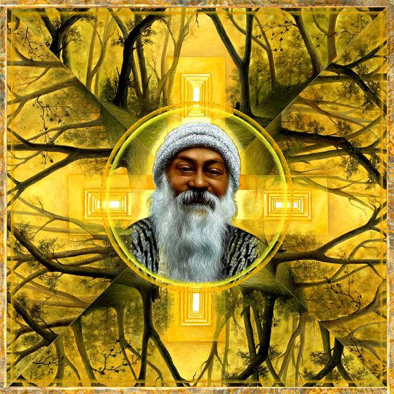 """OSHO'S TIP OF THE DAY: """" I AM NOT A MAN OF ETIQUETTE...I DON'T KNOW MANNERS...I SIMPLY CALL A SPADE A SPADE...BECAUSE THAT'S WHAT THE FUCK IT IS ! """""""