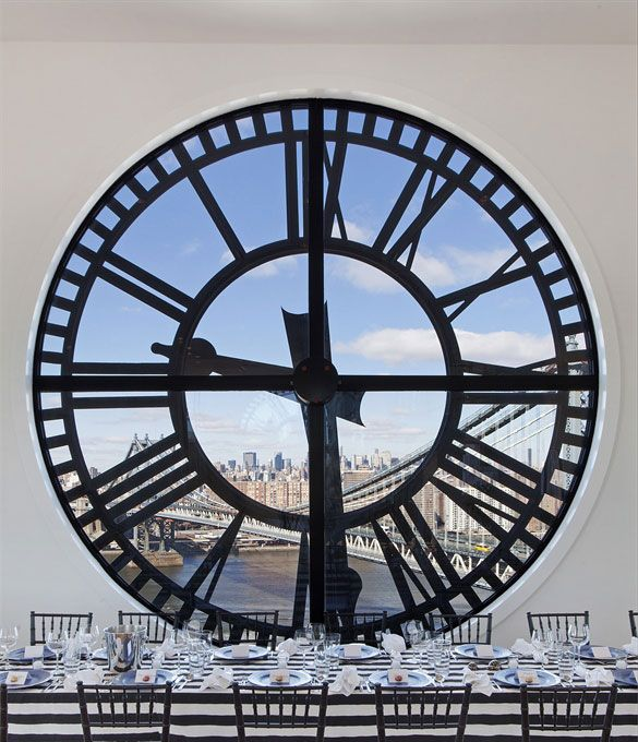 Clock tower penthouse Brooklyn New York.