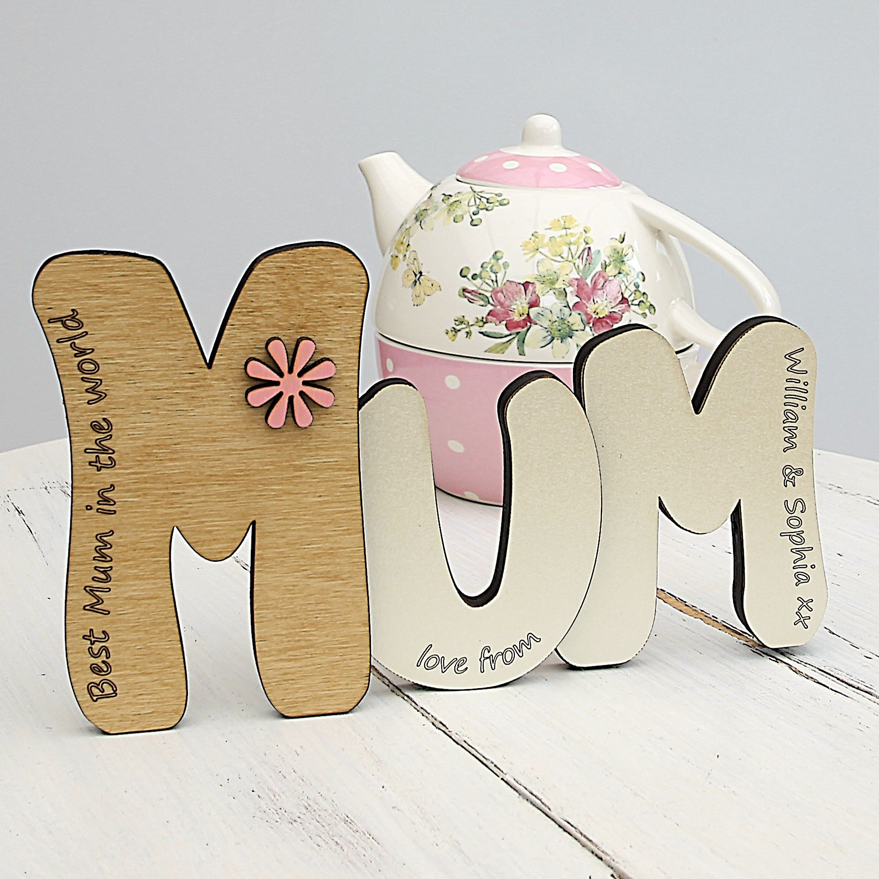 Personalised Mum Keepsake