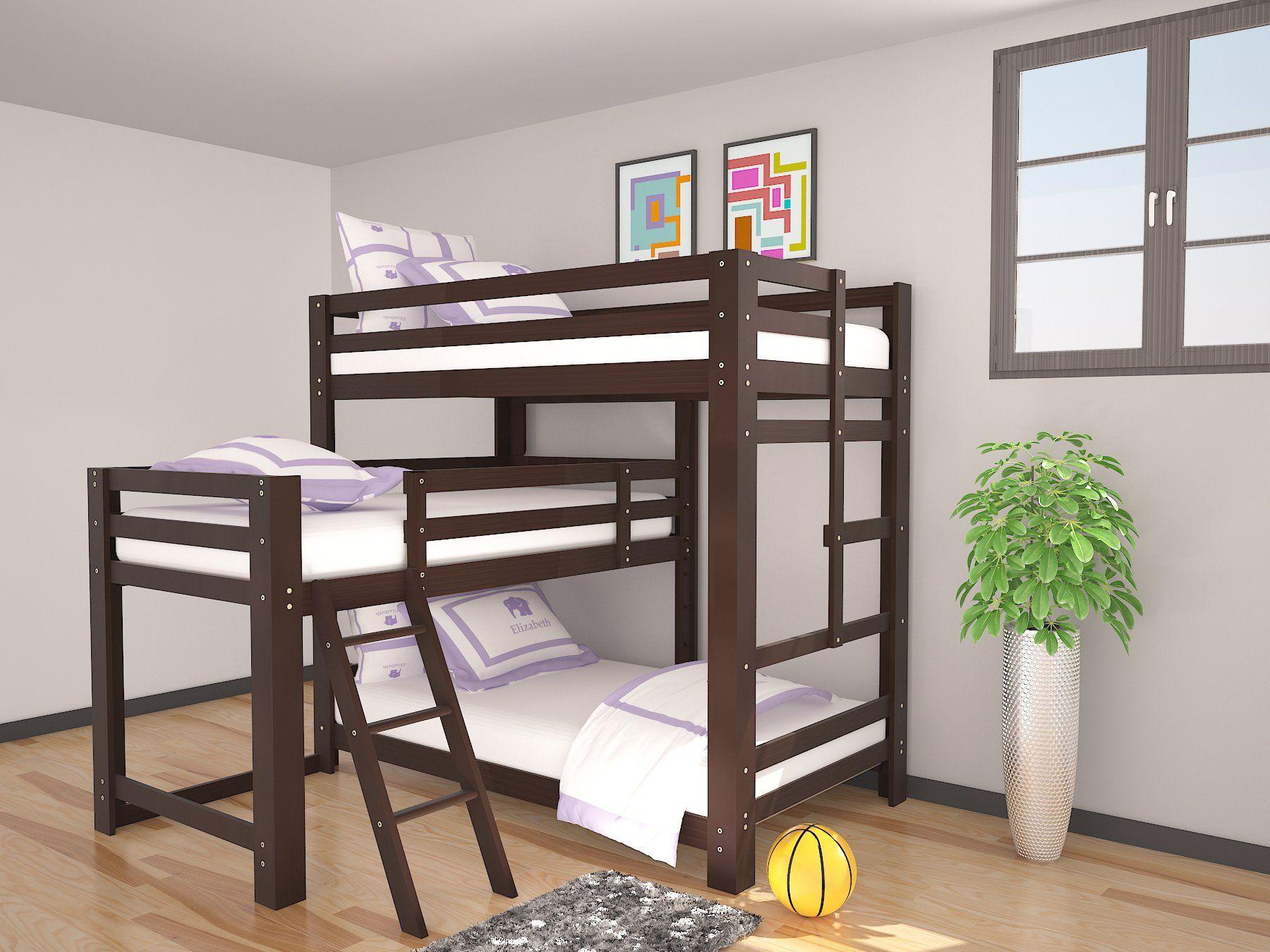 Sydney L Shaped Triple Bunk Bed Everything For Kids Pinterest