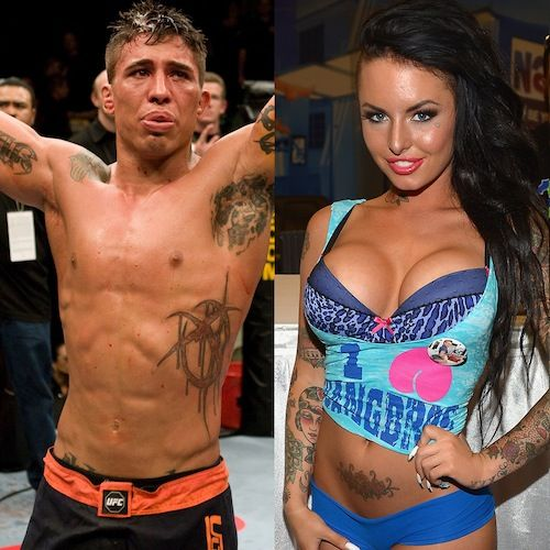 Think, Christy mack war machine mma fighter photo think