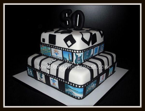 Cinema movie birthday party Birthday Party Ideas Pinterest